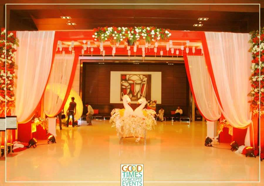 event decoration in india