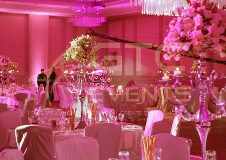 event decoration india
