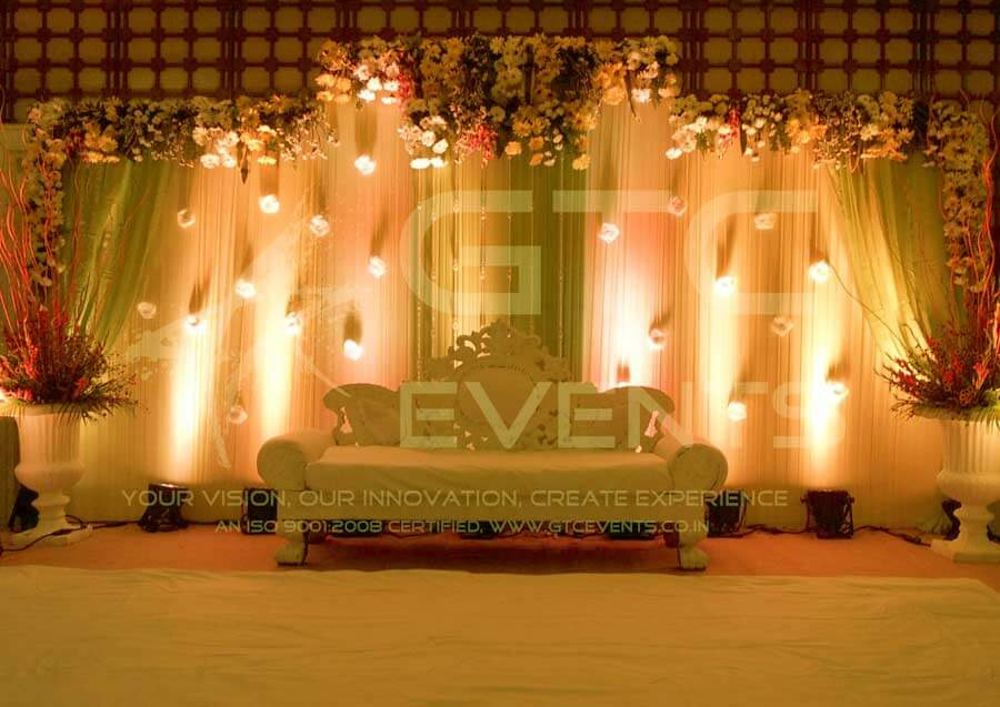 heart touching stage by GTC Events